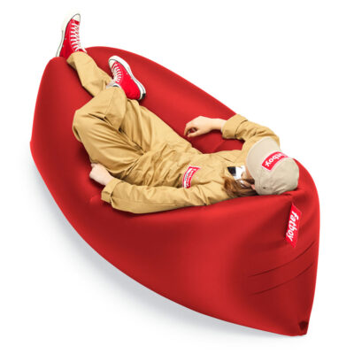 Lamzac Air lounger 3.0 Red by Fatboy