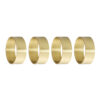 Laurie napkin ring set of 4 by Bloomingville