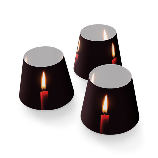 Mini Cappie Set Candles 3-pieces by Fatboy