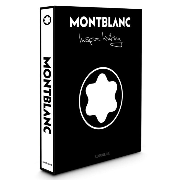 Montblanc inspire writing by Assouline