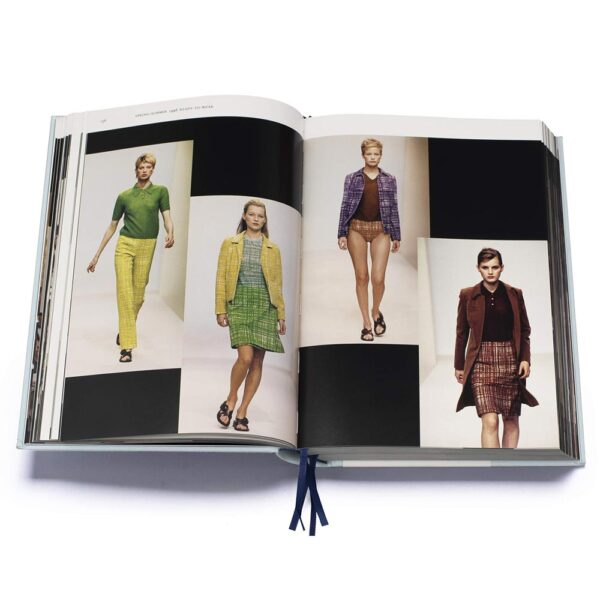 Prada the catwalk collection by Thames & Hudson