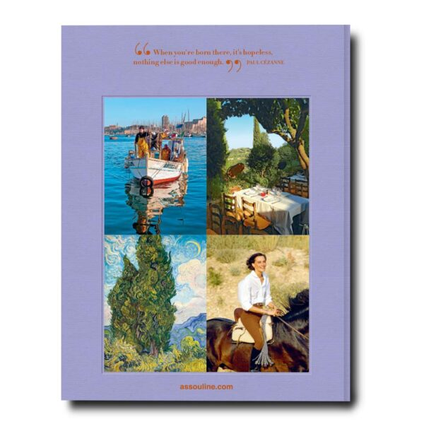 Provence Glory Book by Assouline