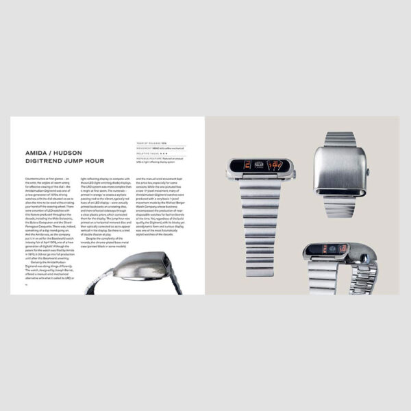 Retro watches the modern collection book by Thames & Hudson