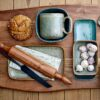 Rolling pin brown by Bloomingville