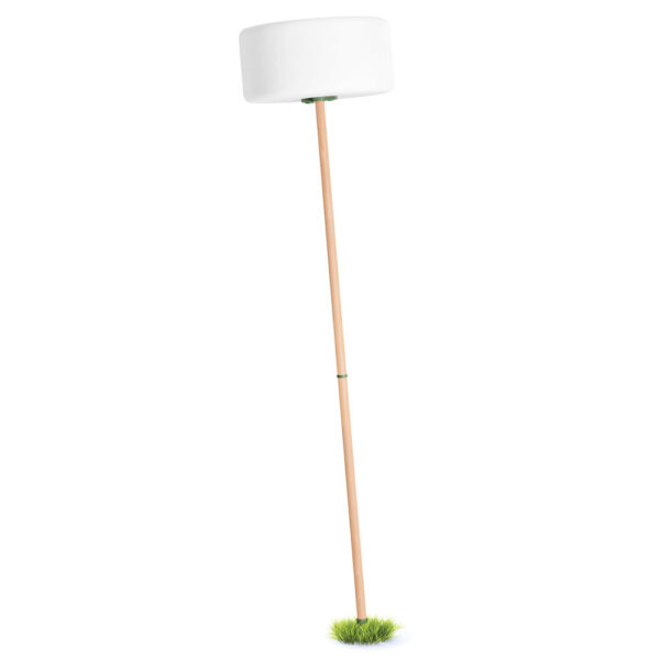 Thierry le Swinger hanging outdoor light green by Fatboy