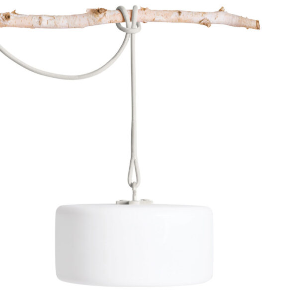 Thierry le Swinger hanging light grey by Fatboy