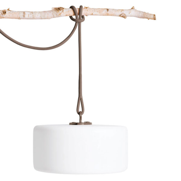 Thierry le Swinger hanging taupe by Fatboy