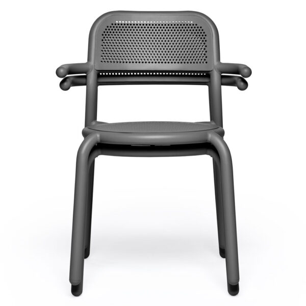 Toni armchair 2pcs anthracite by Fatboy