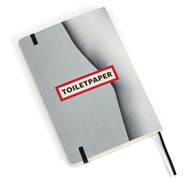 Two of spade notebook by Seletti