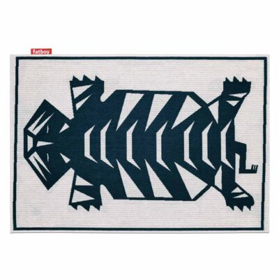 carpretty Nottazebroh outdoor rug blue by fatboy