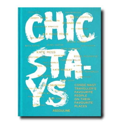 Chic stays by Assouline