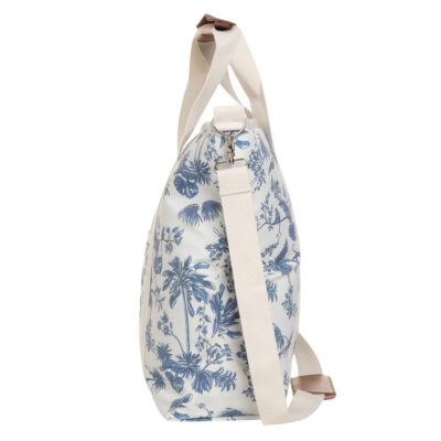 Cooler tote bag chinoiserie by Business & Pleasure