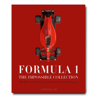 Formula 1 The Impossible Collection by Assouline