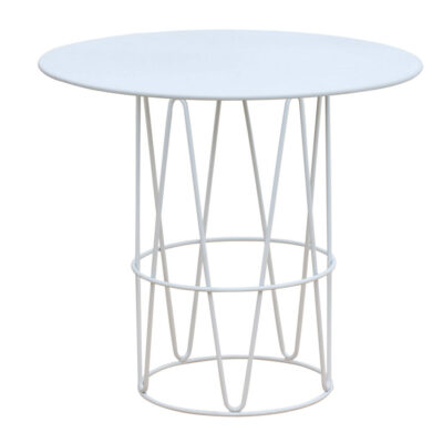 Lagarto outdoor round Dining table by Isimar