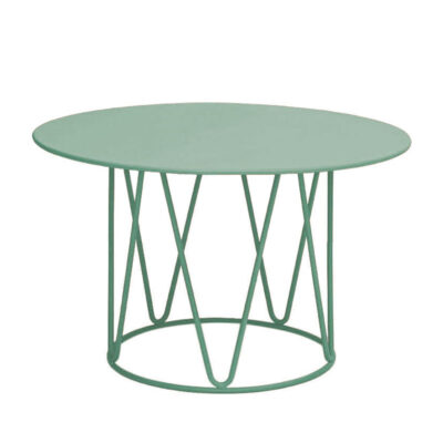 Lagarto outdoor round coffee table by isimar