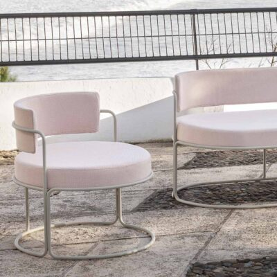 Paradiso Poltrona chair by Isimar