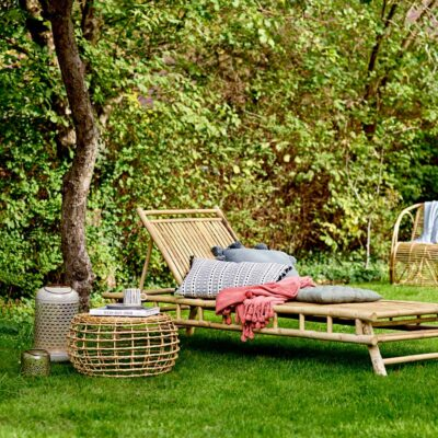 Sole daybed nature bamboo by Bloomingville