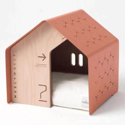 Sydney salmon dog cat house by Weelywally
