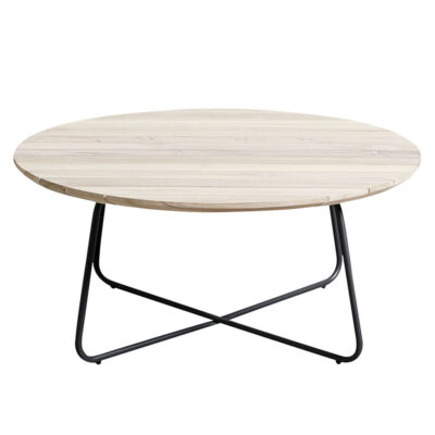 Tasi outdoor coffee table by Muubs