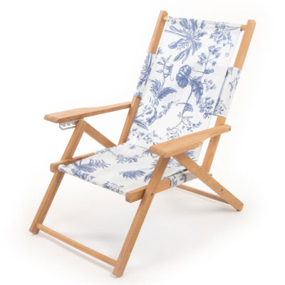 Tommy Chair Chinoiserie by Business & Pleasure