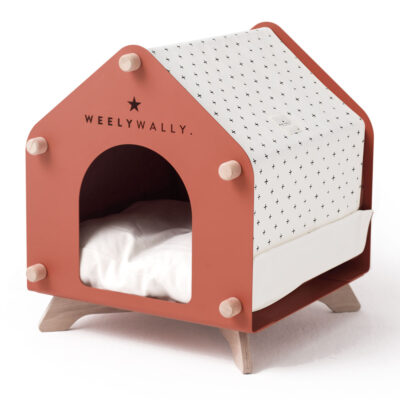 Volendam salmon dog cat house by Weelywally