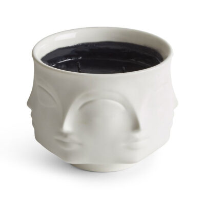 muse noir ceramic candle by Jonathan Adler