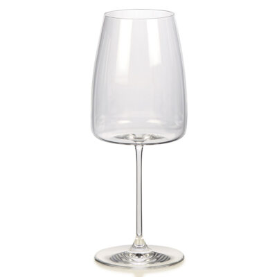 Cortona set of 6 red wine glass clear by IVV