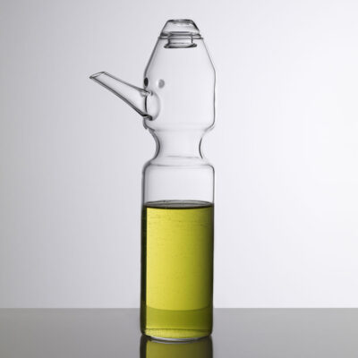 Pinolio oil bottle glass by IVV